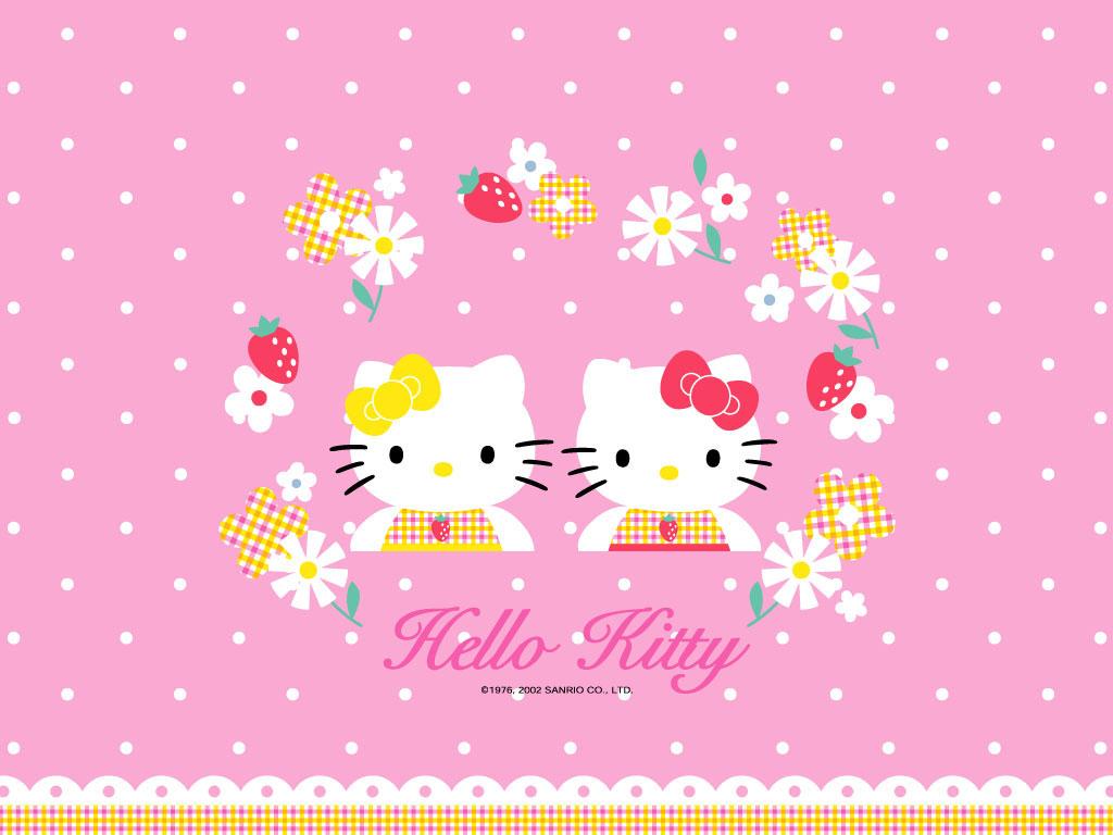 高画質 ハローキティ Hello Kitty Pcデスクトップ壁紙 画像 大量