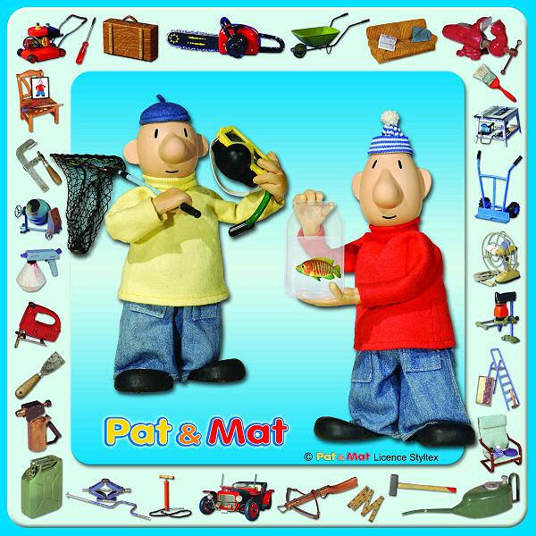 Pat a Mat dareky